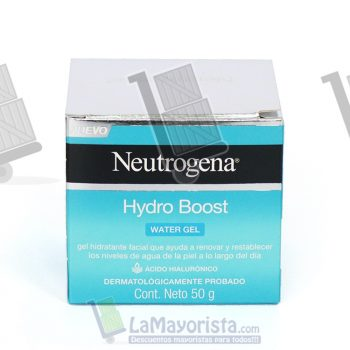 Neutrogena hidroboost water gel * 50 gr